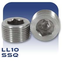 LL10 PC Pump Drive Pin Retaining Screw - Stainless Steel