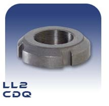 LL2 PC Pump Bearing Lock Nut