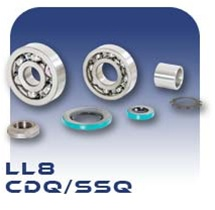 LL8 PC Pump Bearing Kit-Steel
