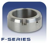 F-Series Bearing Lock Nut