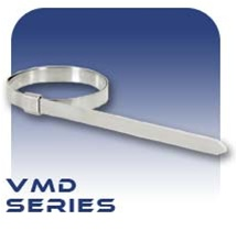 Victory VMD Series Progressive Cavity Pump Clamp Band - Steel