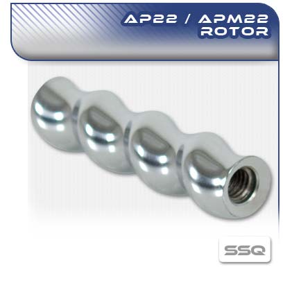 AP22 and APM22 SSQ Threaded Pump Rotor