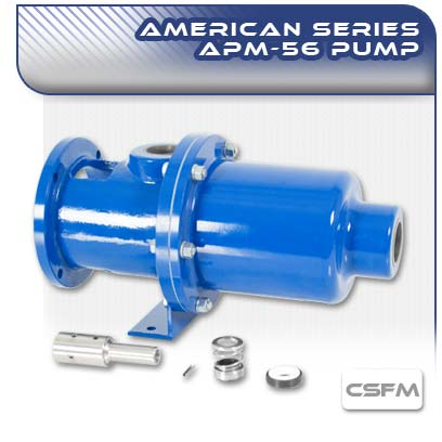 APM56 CSFM Close Coupled Wobble Stator Pump
