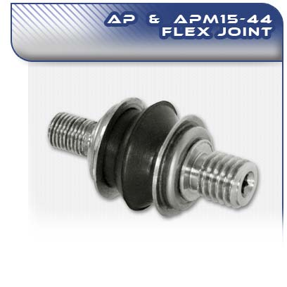 AP and APM 15/22/33/44 Threaded Flex Joint