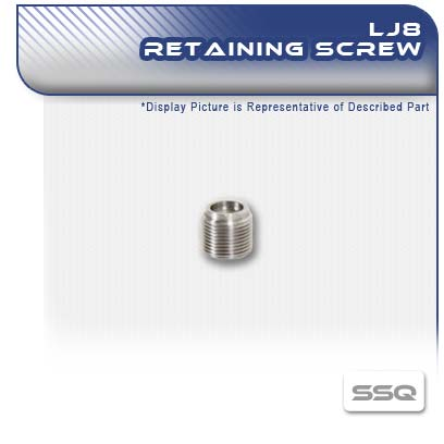LJ8 Retaining Screw