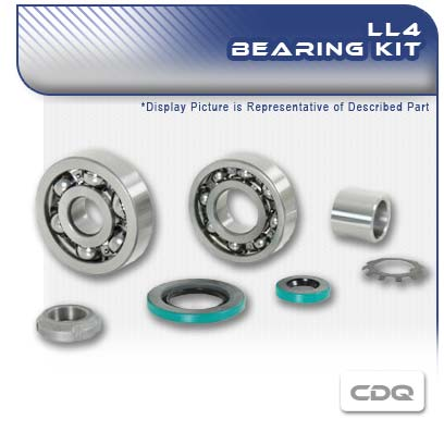 LL4 CDQ PC Pump Bearing Kit