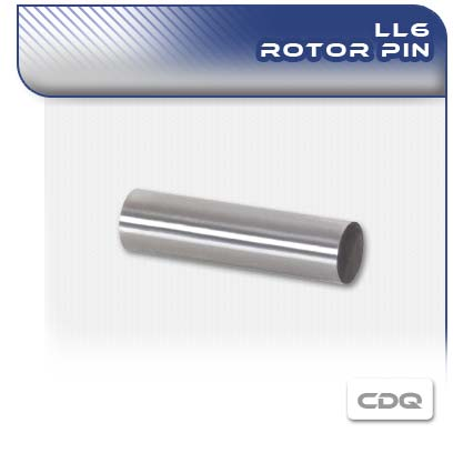 LL6 CDQ PC Pump Rotor Pin