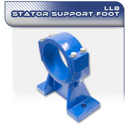 LL8 CDQ Stator Support Foot