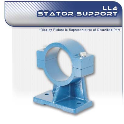 LL4 CDQ Stator Support Foot