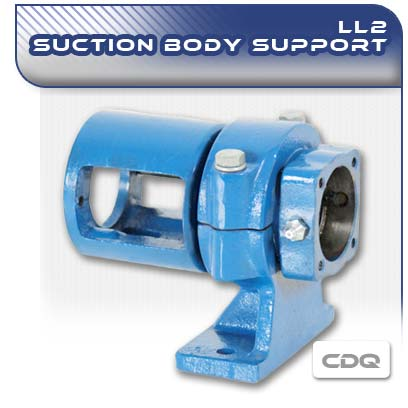 LL2 CDQ Suction Body Support