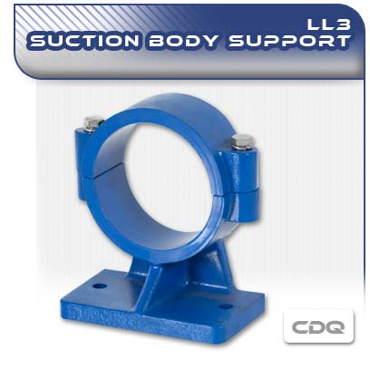 LL3 CDQ Suction Body Support