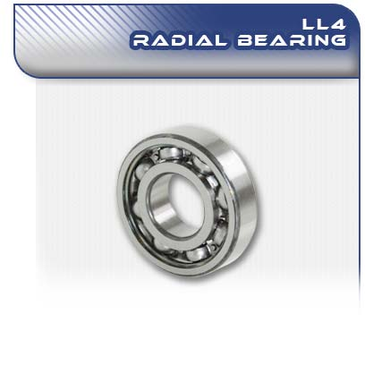 LL4 PC Pump Radial Bearing