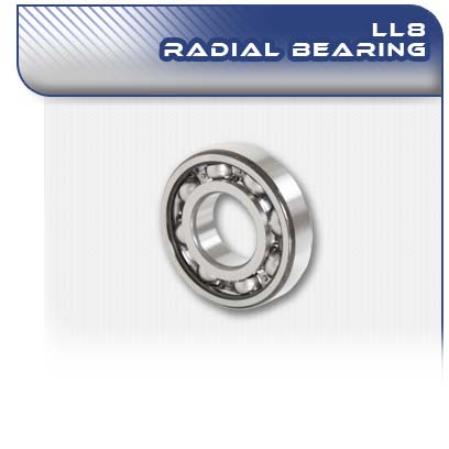 LL8 PC Pump Radial Bearing