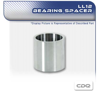 LL12 CDQ PC Pump Bearing Spacer