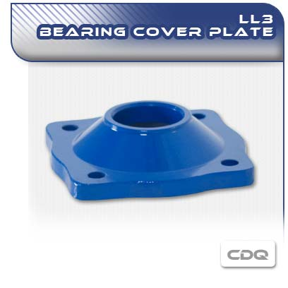 LL3 CDQ PC Pump Bearing Cover Plate