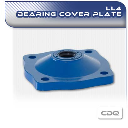 LL4 CDQ PC Pump Bearing Cover Plate