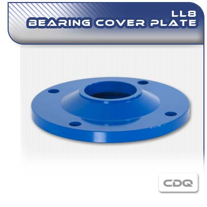 LL8 CDQ PC Pump Bearing Cover Plate