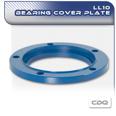 LL10 CDQ PC Pump Bearing Cover Plate