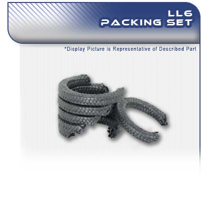 LL6 PC Pump Packing Set