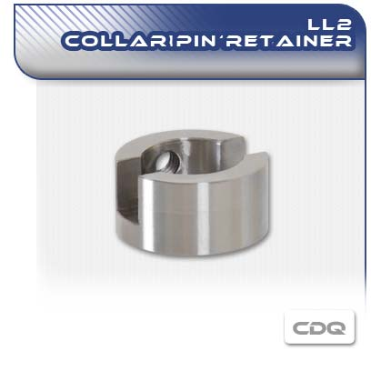 LL2 CDQ Collar Pin Retainer