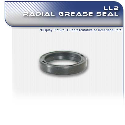 LL2 PC Pump Radial Grease Seal