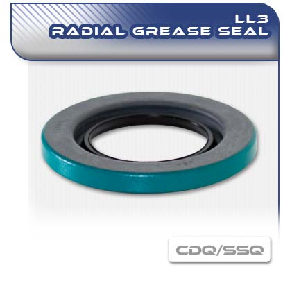 LL3 PC Pump Radial Grease Seal