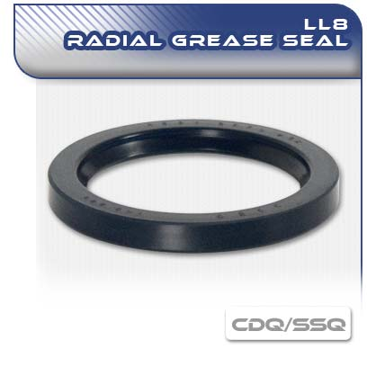LL8 Radial Grease Seal