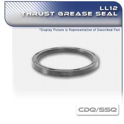 LL12 PC Pump Thrust Grease Seal