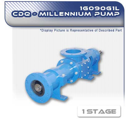 1G090G1L CDQ - Single Stage Heavy-Duty PC Pump