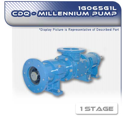 1G065G1L CDQ - Single Stage Heavy-Duty PC Pump