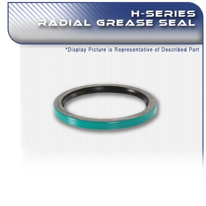 Millennium H-Series Radial Grease Seal