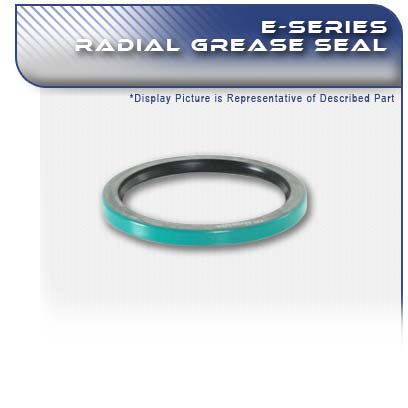 Millennium E-Series Radial Grease Seal