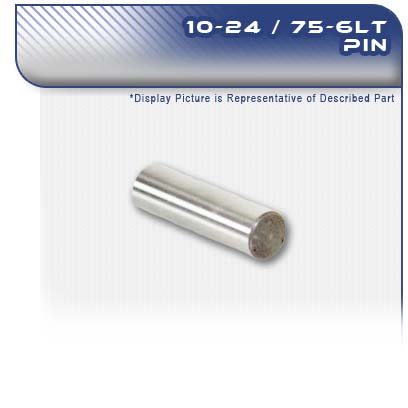 Victory VBN Series 10-24/75-6LT Coupling Rod Pin